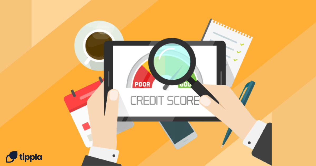What Goes on My Credit Report & For How Long?